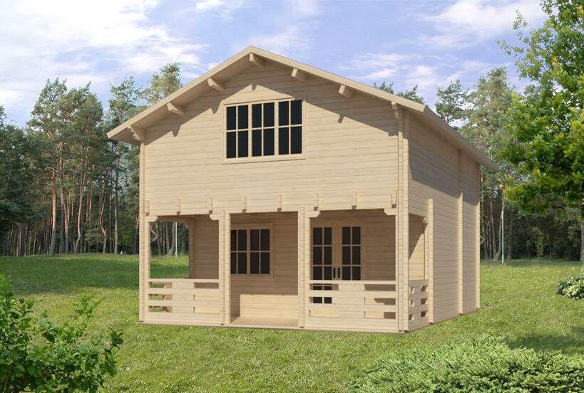 maison bois peypin